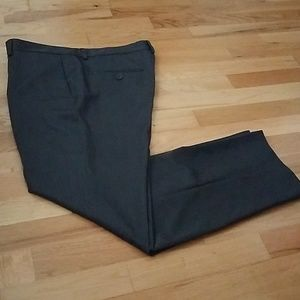 Kenneth Cole Reaction gray dress pants 36x30